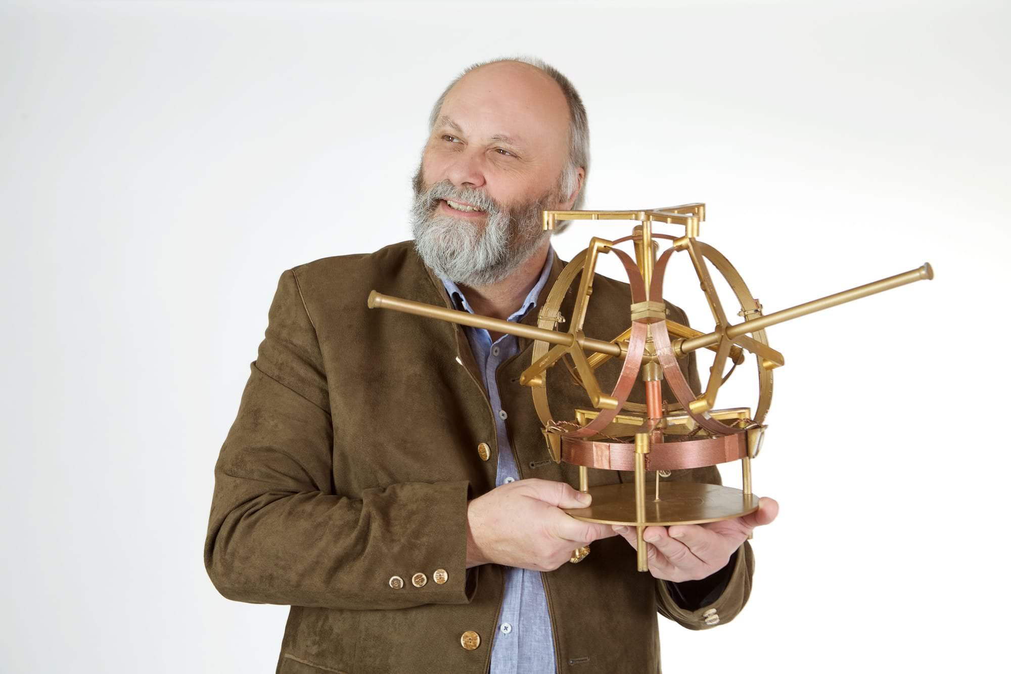 Aquapol Erfinder Wilhelm Mohorn
