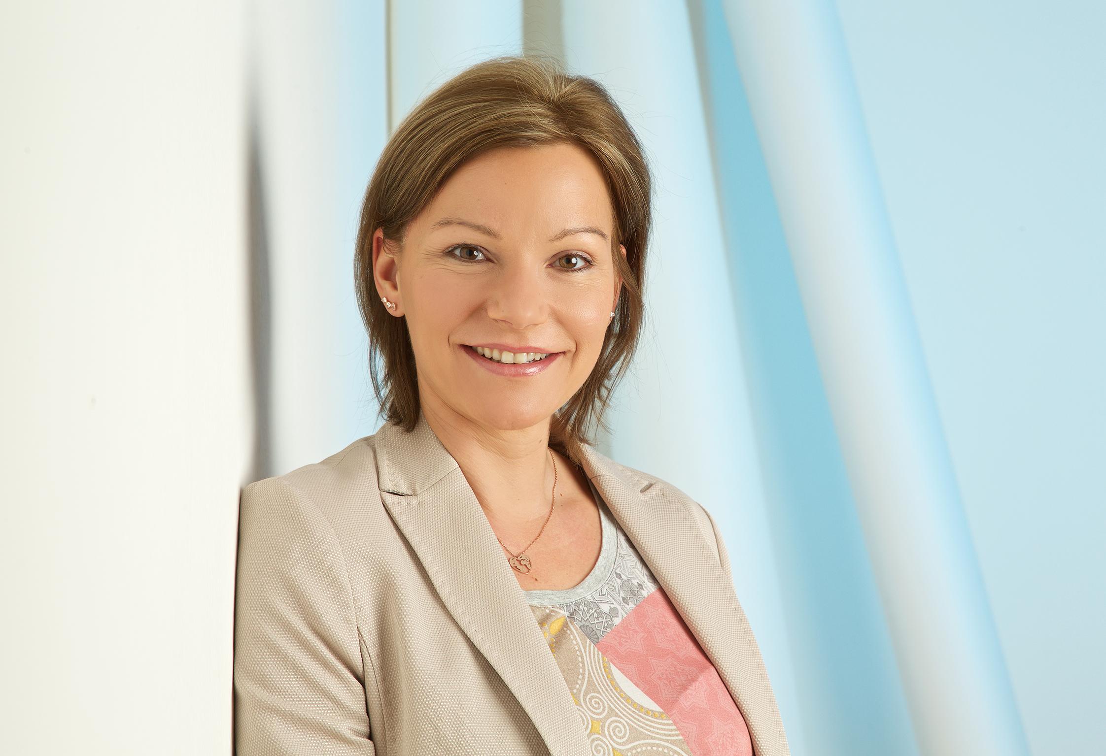 Michelle Mohorn leitet AQUAPOL International in die Zukunft